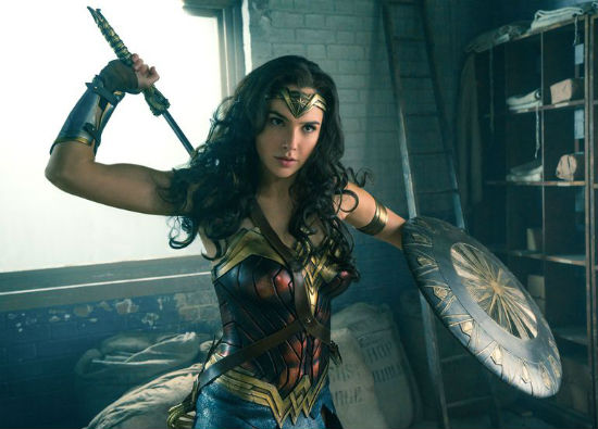 is Wonder Woman on Netflix?
