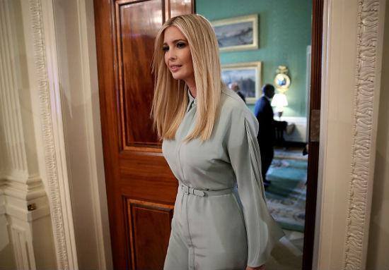 Ivanka Trump fashion brand shutting down