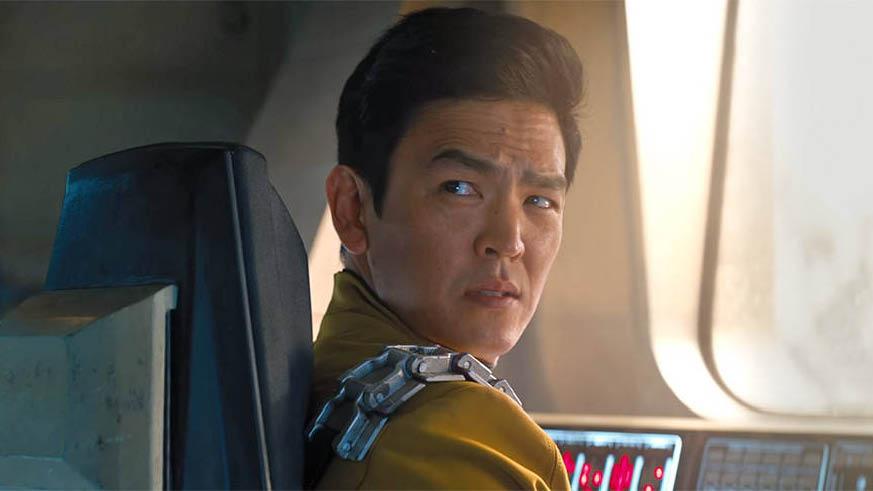 John Cho Star Trek Beyond Sulu