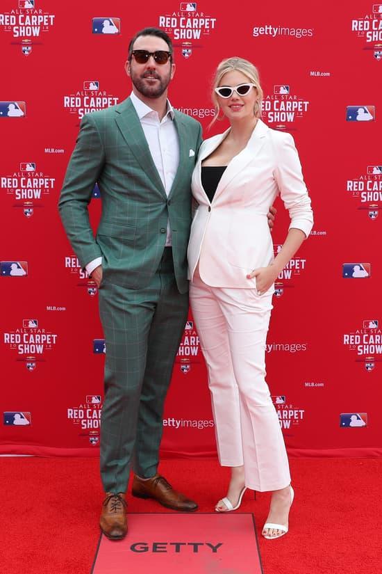 Justin Verlander and Kate Upton pregnant