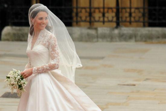 Meghan Markle wedding dress predictions. Will it be like Kate's?