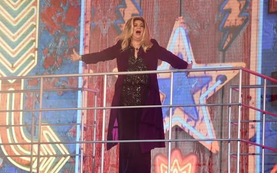 Kirstie Alley on Celebrity Big Brother U.K.