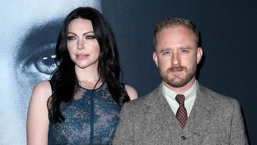 Laura Prepon Ben Foster Girl on a Train