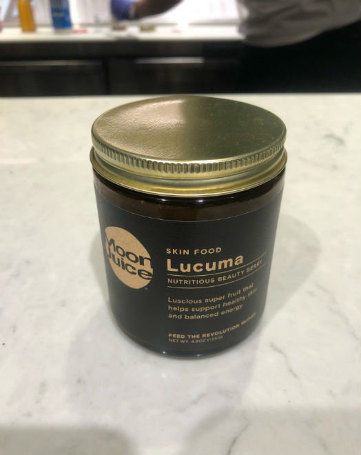 What is lucuma fruit?