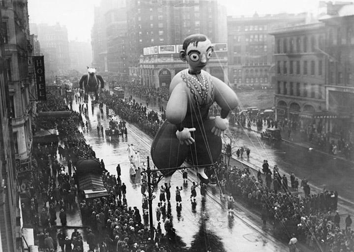 Macy's Thanksgiving Day Parade History: 1934