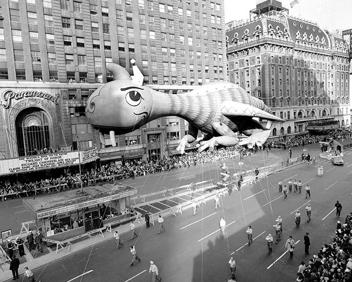 Macy's Thanksgiving Day Parade History: 1963