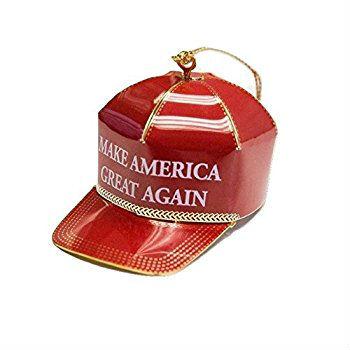 MAGA Christmas Ornament