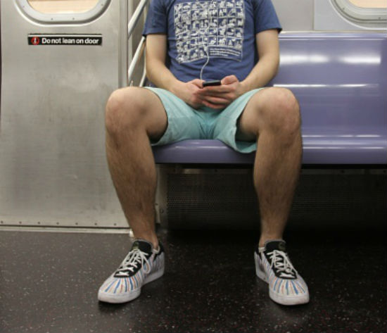 World Kindness Day: Be nicer on the subway