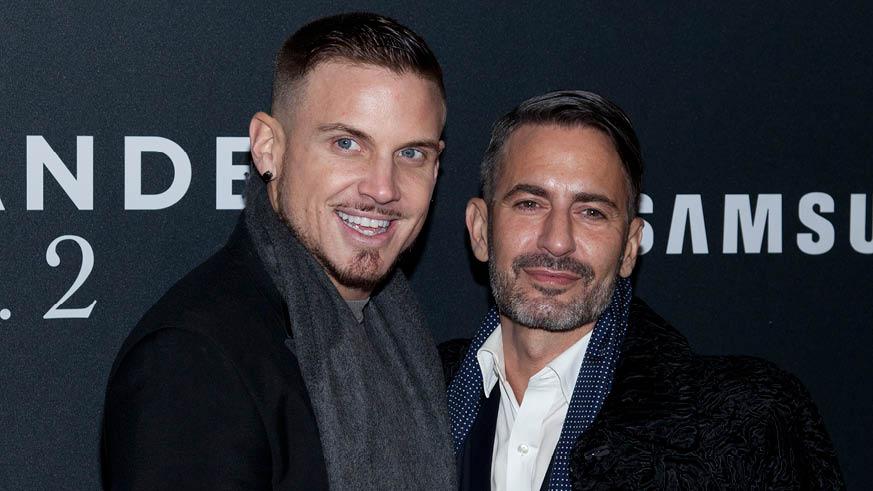 Marc Jacobs Boyfriend Charly Defrancesco Engaged
