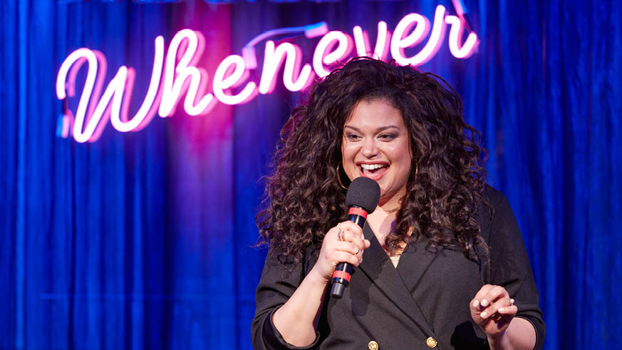 Michelle Buteau Podcast Late Night Whenever