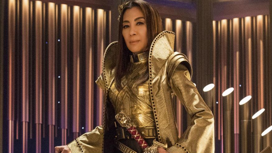 Michelle Yeoh Star Trek spinoff