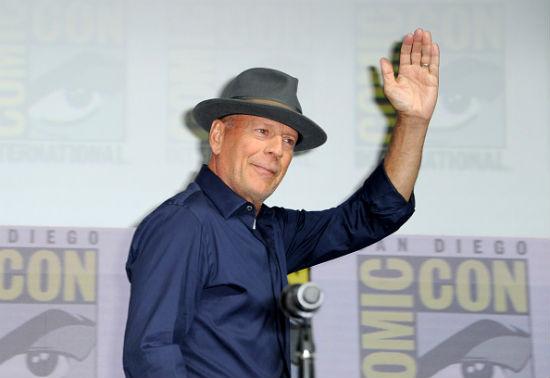 Bruce Willis MoviePass Films movie