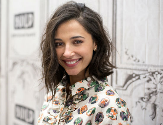 Naomi Scott is playing Jasmine in the live-action Aladdin remake