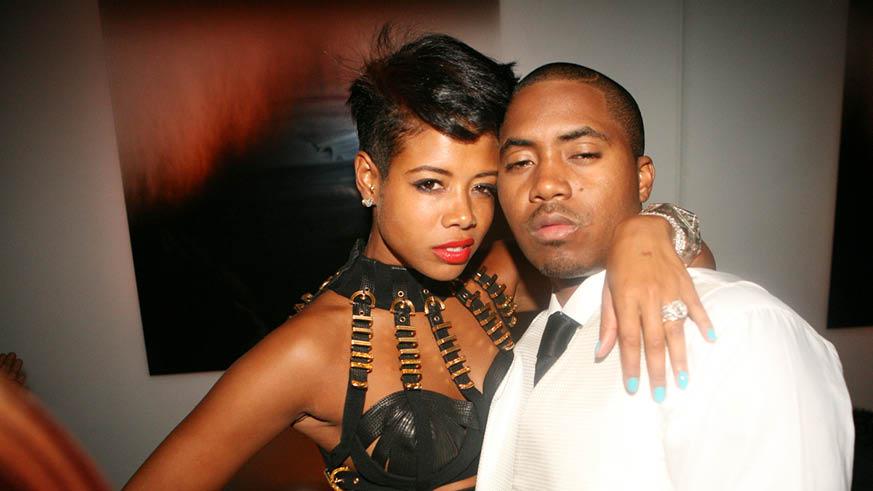 Nas and Kelis Birthday Party