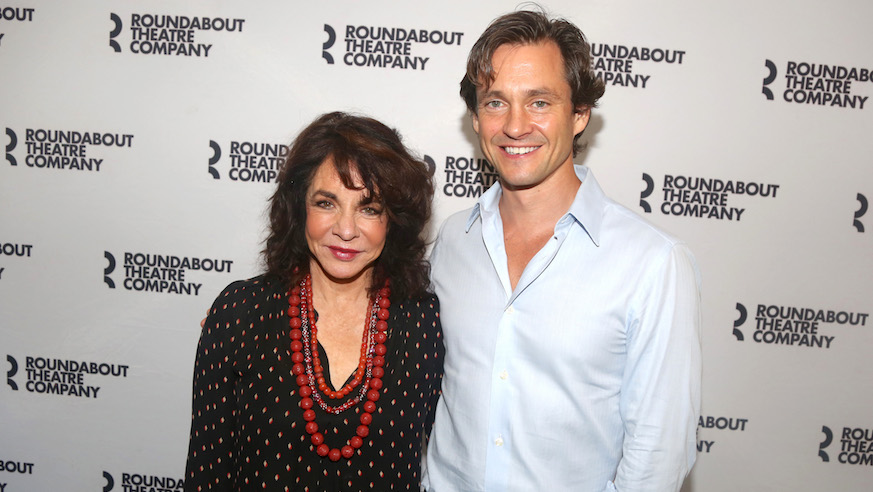 best off-broadway shows hugh dancy stockard channing apologia