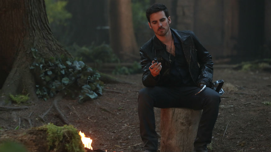Once Upon a Time Season 7 Hook