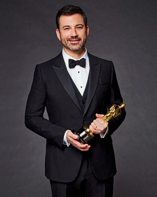 Jimmy Kimmel set to host the Oscars 2018