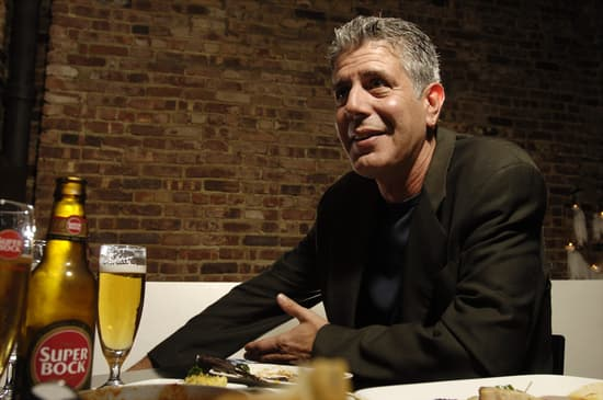 Fans launch petition to keep Anthony Bourdain's Parts Unknown on Netflix