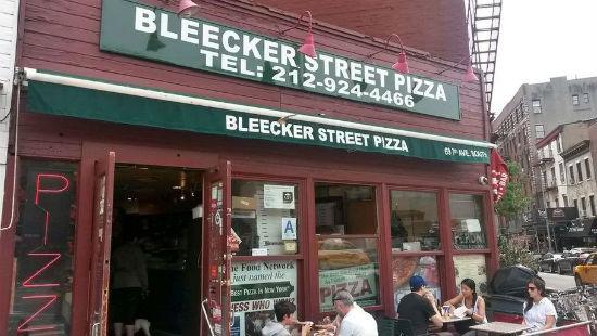 NYC Pizza, Bleecker Street Pizza