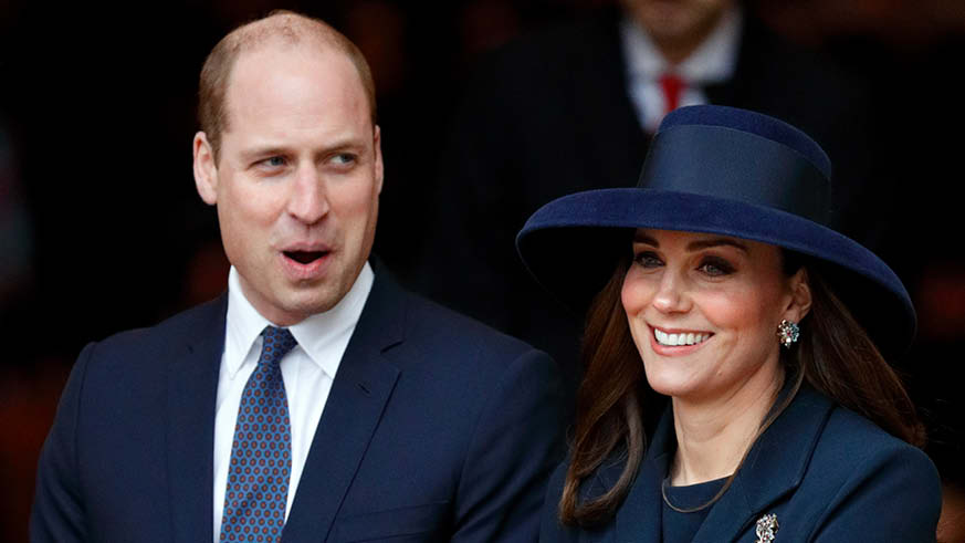 Prince William Kate Middleton Gives Birth