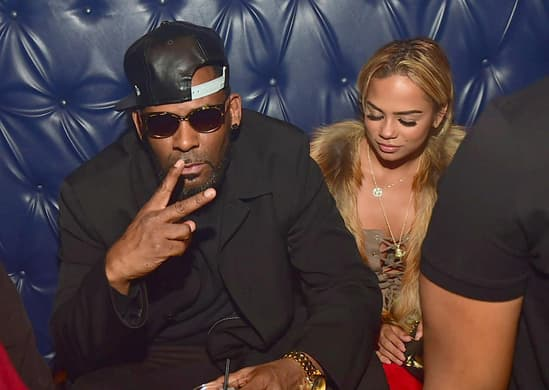 R. Kelly sexual abuse allegations