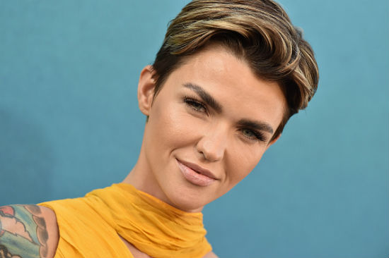 Ruby Rose is cast as Batwoman