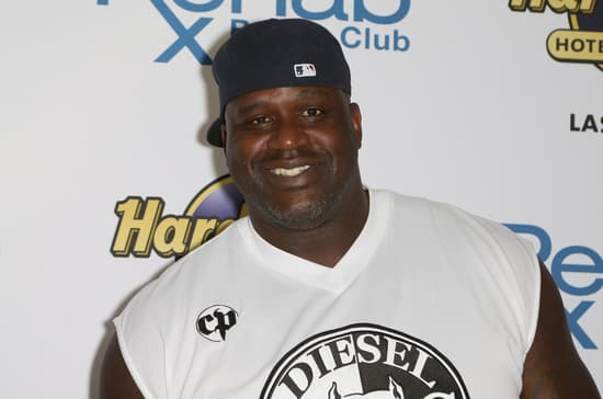 Shaquille O'Neal has a history in law enforcement