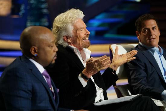 Shark Tank Season 9 Richard Branson