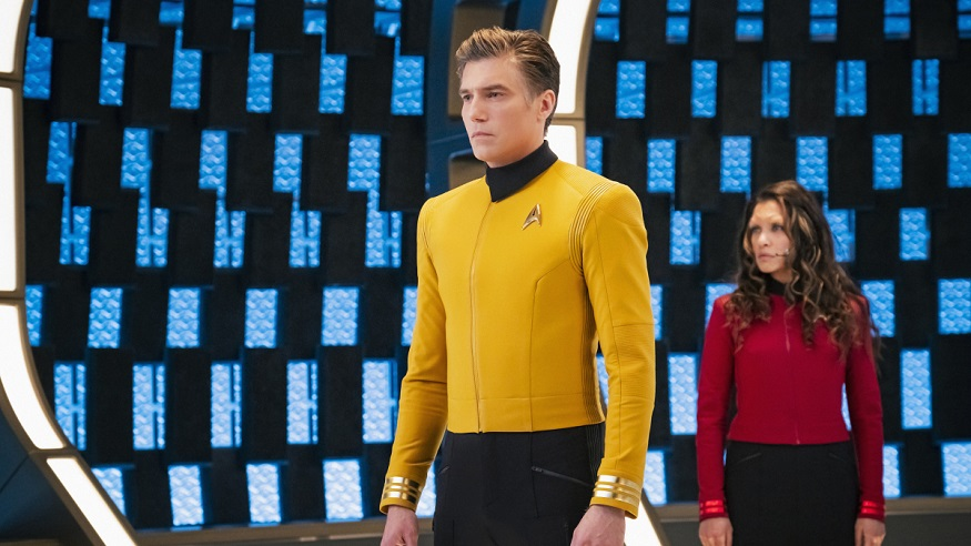 Star Trek: Discovery season 2 Spock