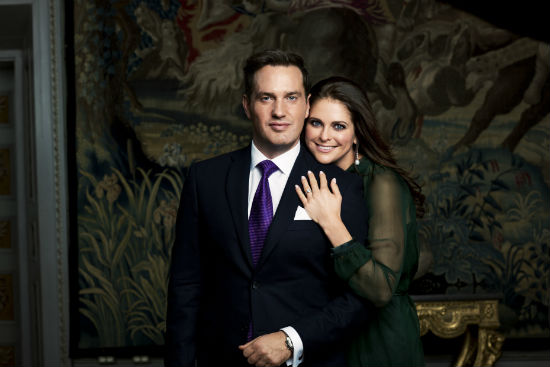 Swedish royal family moving to Florida