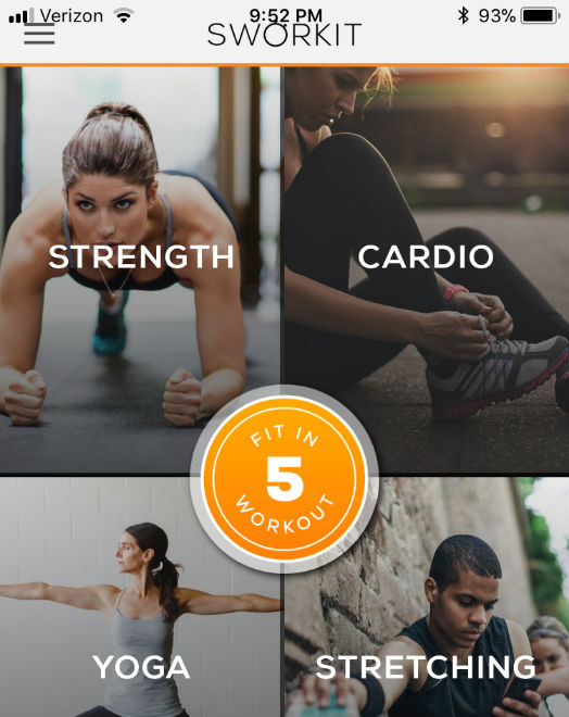 Best fitness apps for at home workouts