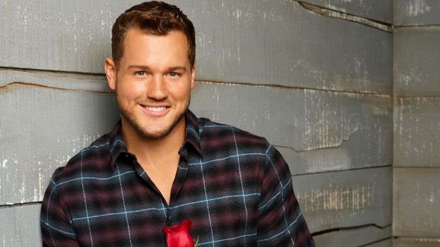 Colton Underwood from The Bachelor season 23