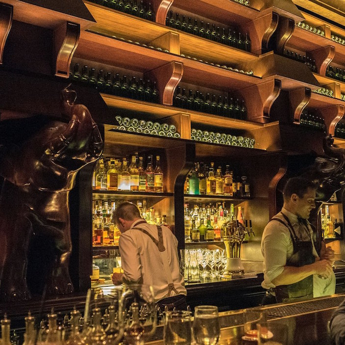 best cocktail bars in new york
