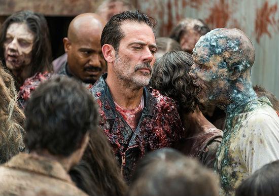 The Walking Dead Midseason Finale Negan Season 8