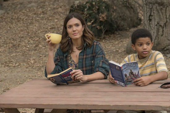 This Is Us Season 2 Episode 11 Mandy Moore
