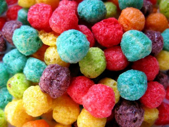 Trix cereal