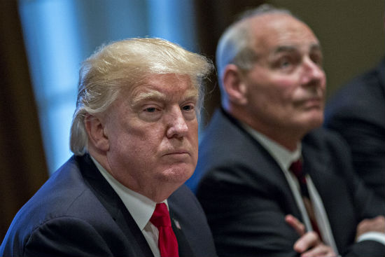 Donald Trump Double Chin