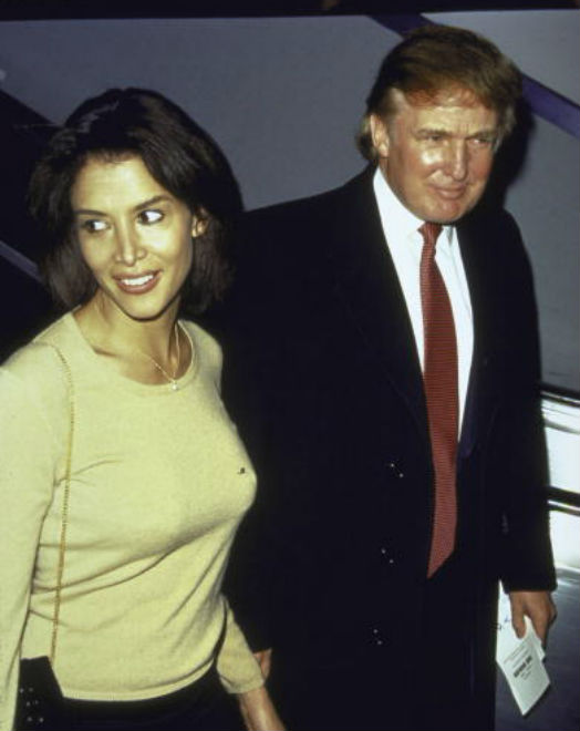 Melania Broke up with Trump after she saw ex Kara Young leave his apartment