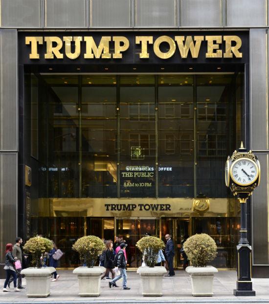Trump Net Worth Real Estate