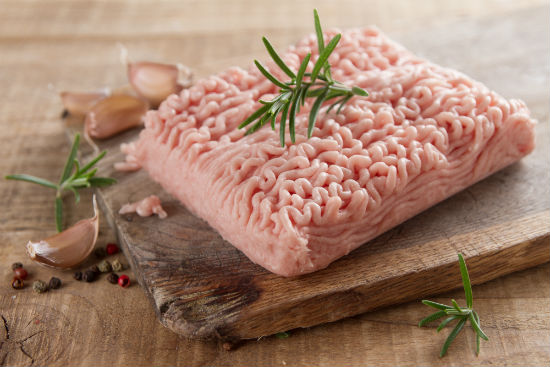 Salmonella in turkey