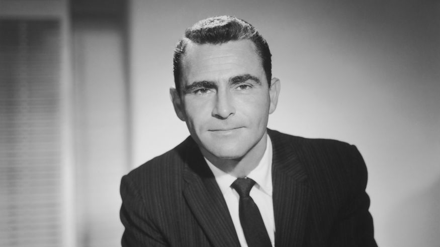 Twilight Zone reboot Rod Serling