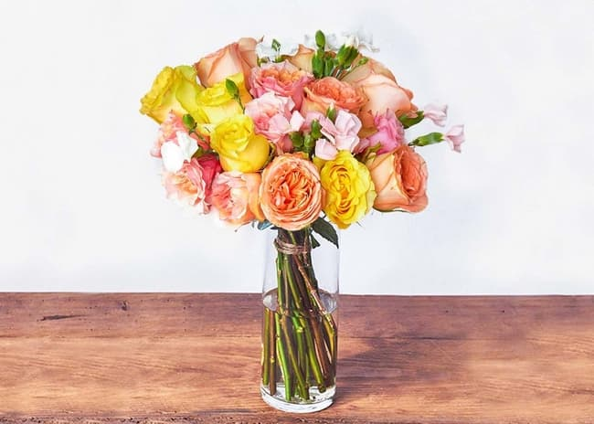 UrbanStems The Dreamboat bouquet
