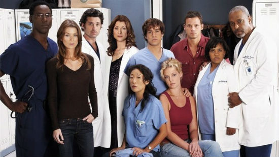 Watch Grey's Anatomy Online Season 1 Cast