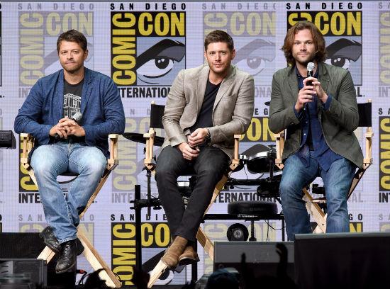 Watch Supernatural Online Comic Con