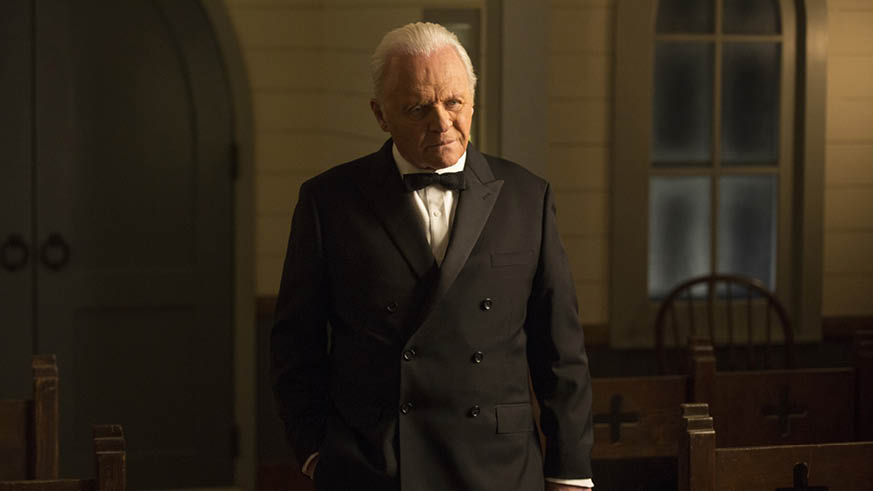 Westworld Characters Cast Guide Dr Ford