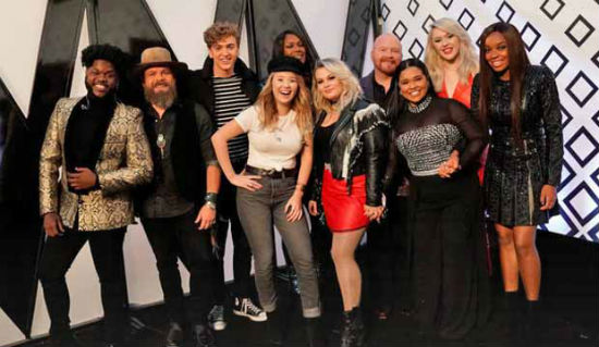 What Do The Voice Winners Win Season 13