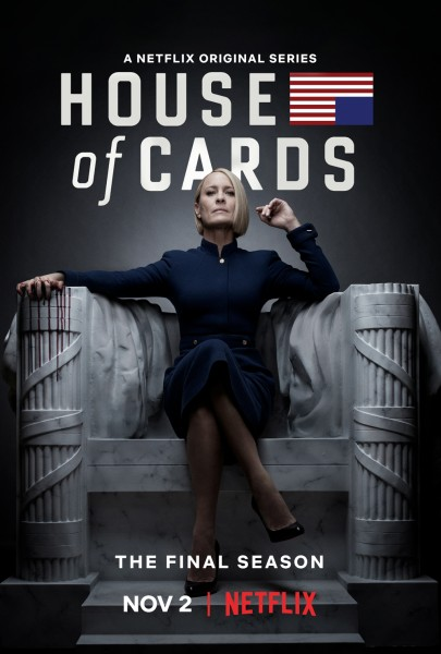 when does house of cards return