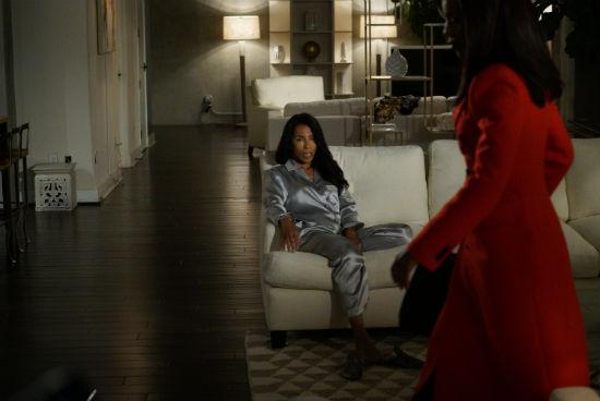 When Does Scandal Return Maya Olivia