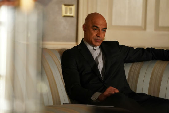 When Does Scandal Return President Rashad