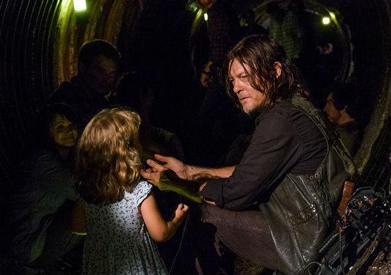 When Does The Walking Dead Return Season 8 Daryl